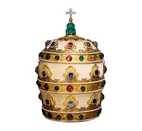 교황관(1804~1805).  [쇼메]