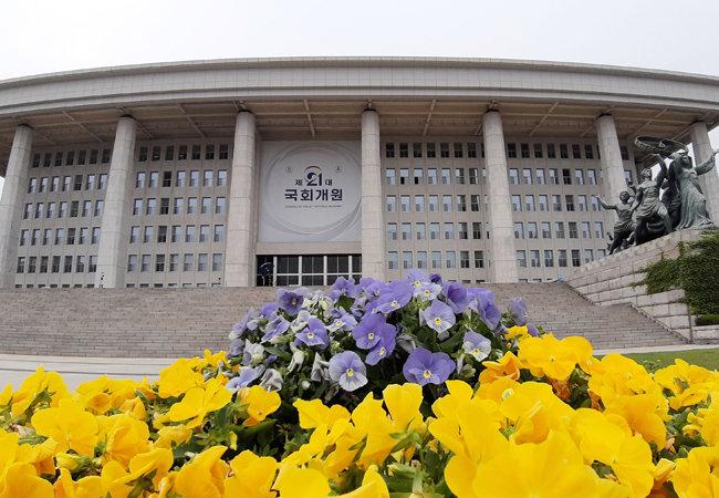 21대 국회가 5월 30일 개원했다. [동아일보DB]