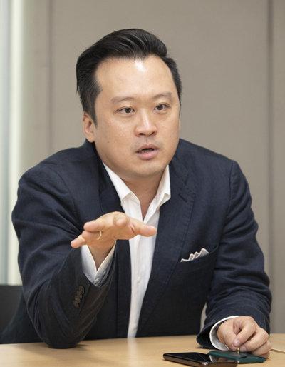 김경동 청년단체 연합 더 영텐트 총괄디렉터.