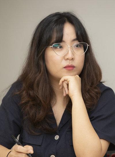 주홍비 비영리사단법인 날아 공동대표.