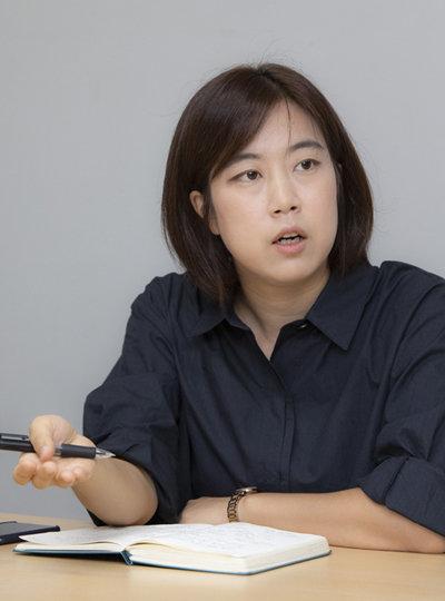 이윤정 전 광명시의원.