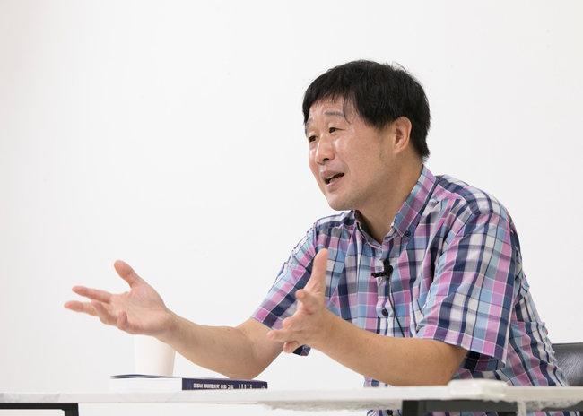 서민 단국대 의대 기생충학교실 교수. [박해윤기자 land6@donga.com]