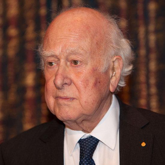 힉스 입자의 존재를 확인해 2013년 노벨물리학상을 수상한 피터 힉스 박사. [위키피디아]