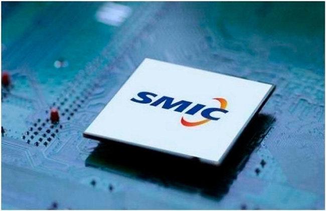 중국 최대 파운드리 업체인 SMIC의 로고. [트위터]