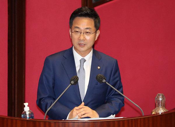 박성준 더불어민주당 원내대변인. [뉴스1]