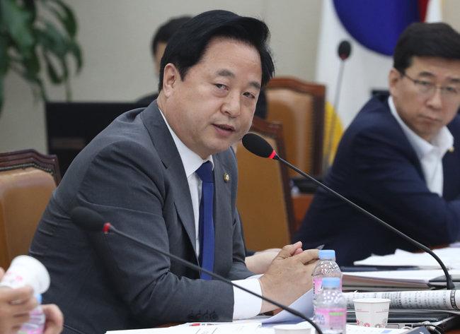 김두관 더불어민주당 의원. [뉴스1]