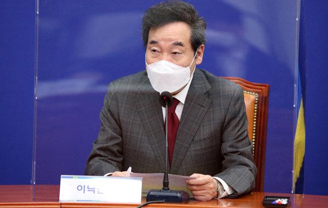 이낙연 더불어민주당 대표. [뉴스1]