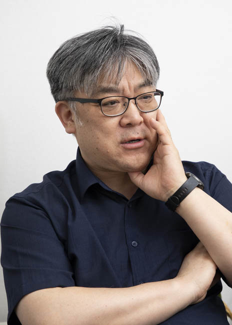 코로나19 이후 청년들이 겪는 어려움에 대해 말하는 김현수 교수. [조영철 기자]