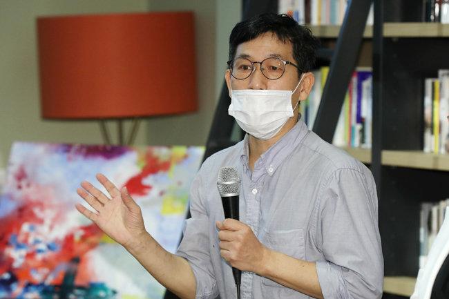 진중권 전 교수. [뉴스1]