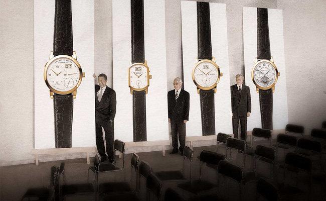 1994년 컬렉션을 선보인 드레스덴 궁. [랑에운트 죄네 홈페이지]