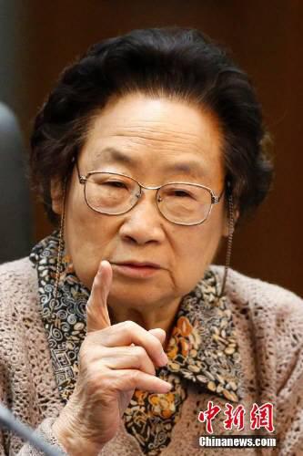 중국인 최초 여성 노벨상 수상자 투유유. [차이나뉴스닷컴]