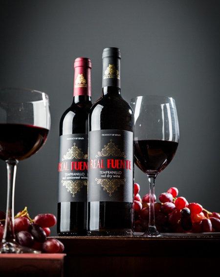 롯데마트 초저가 와인 레알 푸엔테.