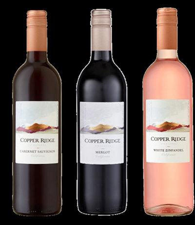 홈플러스 초저가 와인 카퍼 릿지.