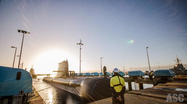 호주잠수함공사(ASC : Australian Submarine Corporation). [ASC 홈페이지 제공]