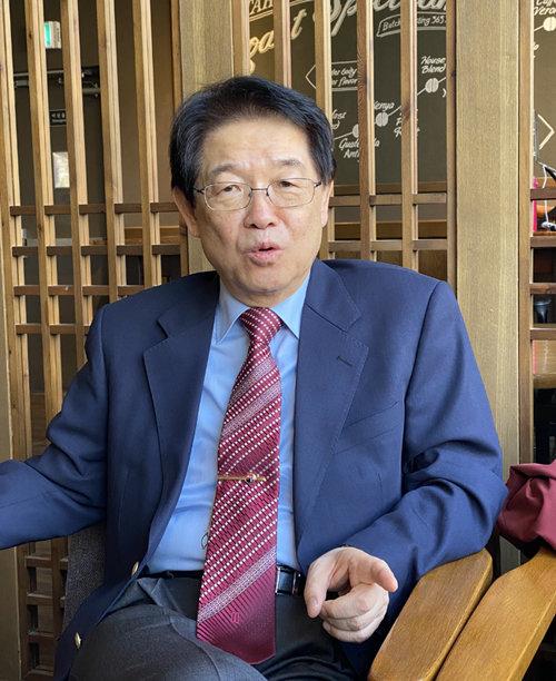 이춘근 국제정치아카데미 대표.