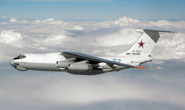 중국이 러시아에서 도입한 공중급유 전력인  IL-78. [Russianplanes 홈페이지]