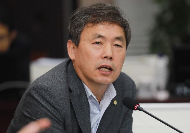 김현권 전 더불어민주당 의원.  [뉴스1]