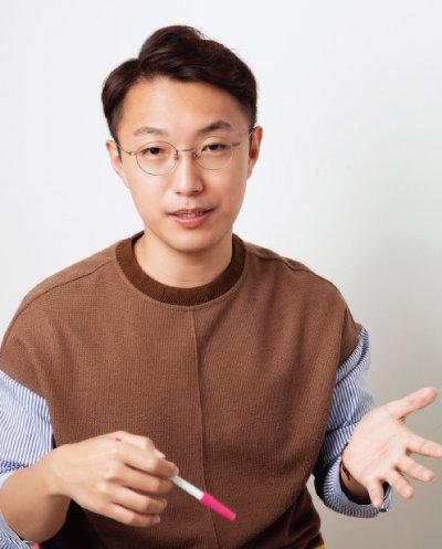 동학개미 알린 유튜버 '소소하게크게'. [조영철 기자]