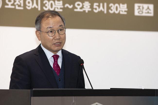 주식농부 박영옥 스마트인컴 대표.  [조영철 기자]