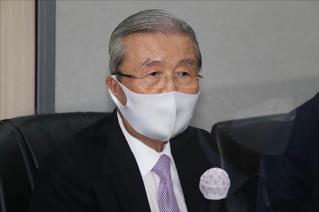 국민의힘 김종인 비상대책위원장.   [동아db]