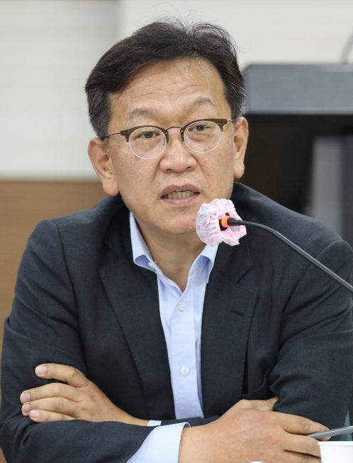 석동현 변호사. [뉴스1]