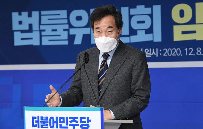 더불어민주당 이낙연 대표. [동아db]