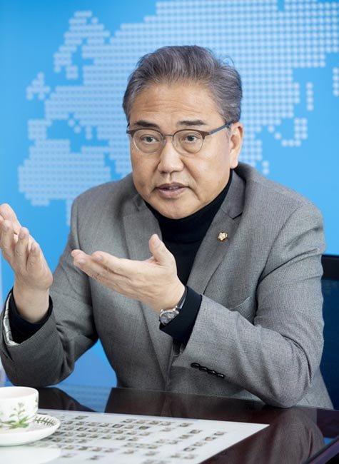 국민의힘 박진 의원.