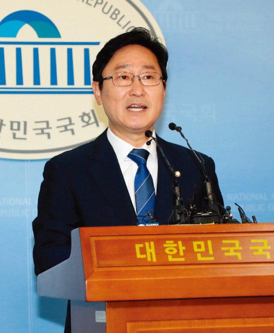 2020년 12월 30일 법무부장관으로 내정된 박범계 더불어민주당 의원. [동아DB]