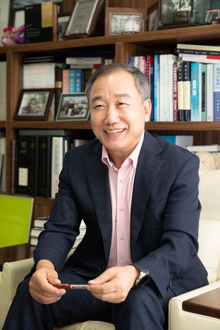 주식농부 박영옥 스마트인컴 대표. [동아일보DB]