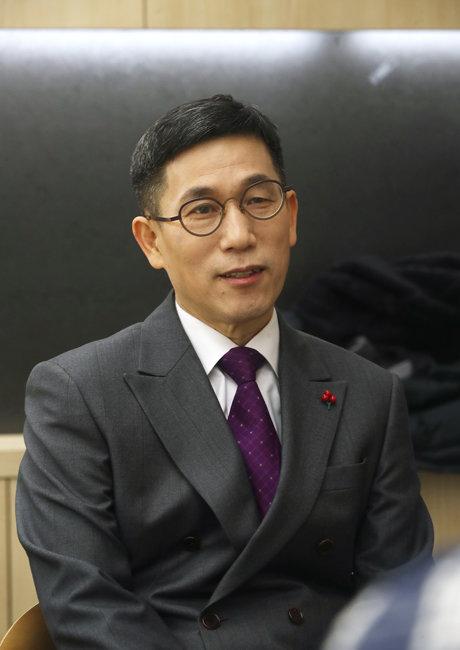 1월3일 채널A 신년토론에 나선 진중권 전 교수.