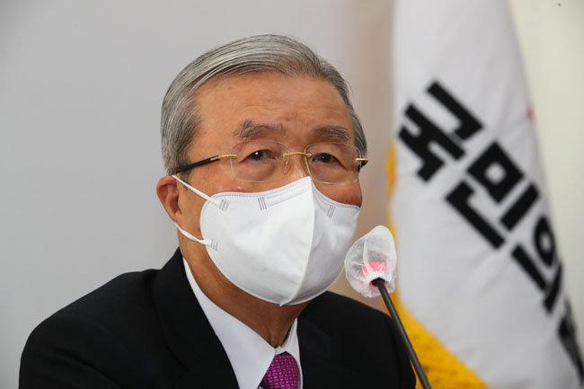 김종인 국민의힘 비상대책위원장. [동아db]