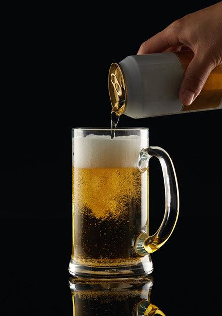 코로나 시대 알코올 함유량이 1% 미만인 무알코올류 맥주가 인기다. [Gettyimage]