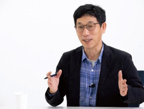 진중권 전 동양대 교수. [지호영 기자]