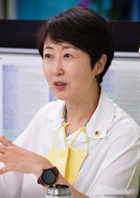 권수정 정의당 서울특별시의회 의원.  [동아DB]