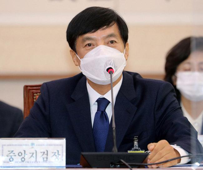 이성윤 서울중앙지검장. [동아DB]