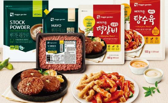 '베지가든'은 농심에서 내놓은 비건 식품 브랜드다. [동아DB]