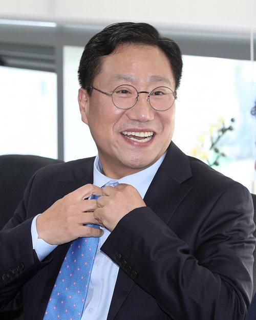 양정철 전 민주연구원장. [동아DB]