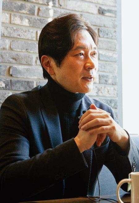 박성훈 국민의힘 부산시장 예비후보. [홍중식 기자]