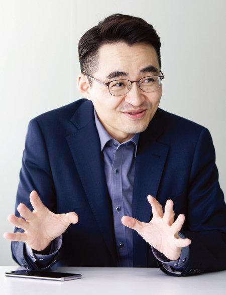 염승환 이베스트투자증권 부장. [박해윤 기자]