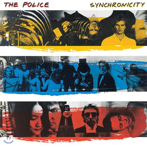 폴리스의 앨범 'Synchronicity'. [musicstack.com 캡처]