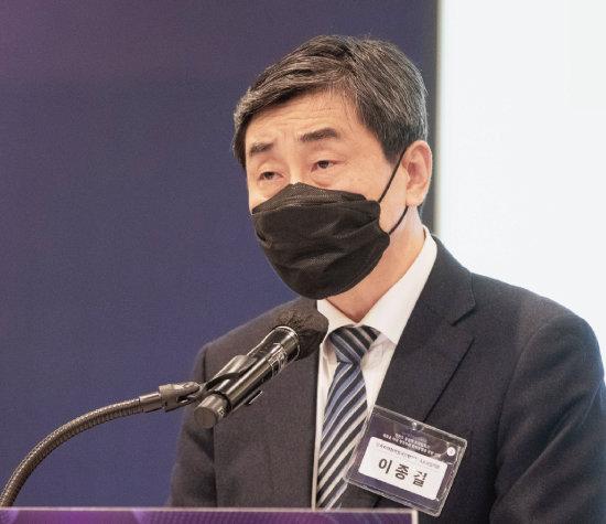 이종걸 민족화해협력범국민협의회 대표상임의장. [지호영 기자]