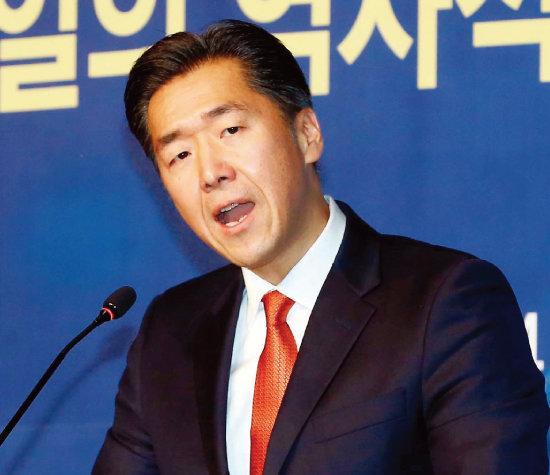 문현진 글로벌피스재단 창설자 겸 이사장. [뉴스1]