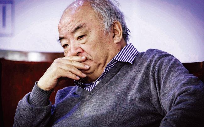 첸리췬(錢理群) 전 중국 베이징대 교수. [바이두백과]