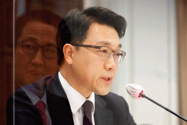 김진욱 고위공직자범죄수사처 처장도 중대범죄수사청 법안에 우려를 표명했다. [동아DB]