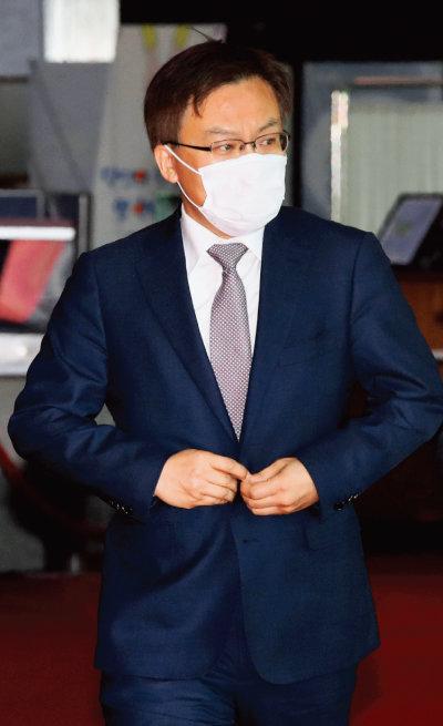 조남관 검찰총장 직무대행·대검찰청 차장검사. [김동주 동아일보 기자]