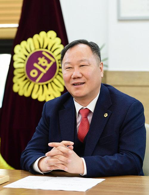 김인호 서울특별시의회 의장 [동아DB]