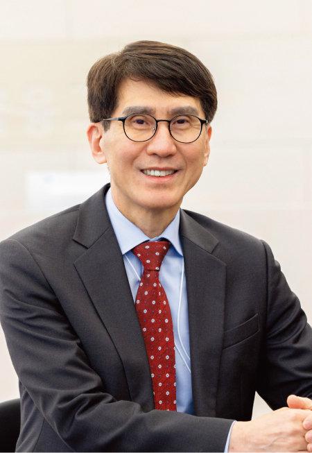 김한진 KTB투자증권 수석연구위원.  [조영철 기자]
