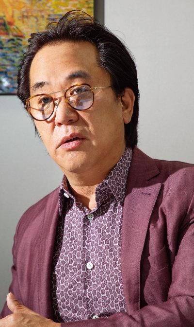한상완 2.1지속가능연구소 소장.  [조영철 기자]