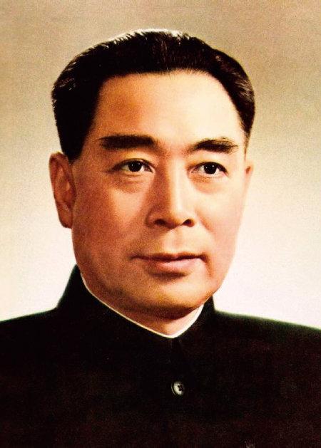 저우언라이 중국 초대 총리. [위키피디아]