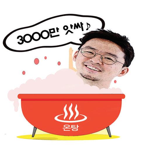 서정훈 크로키닷컴 대표.